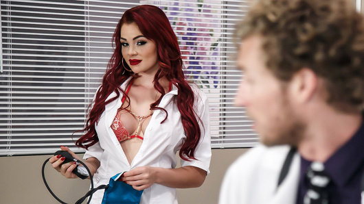 Skyla Novea in When A Doctor Needs Help