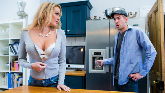 Amber Jayne in Dont Fuck The Mother-In-Law