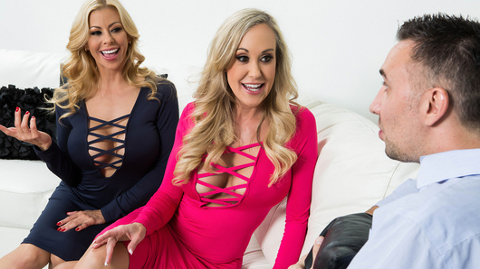 Brandi Love in Internet Outage Poundage