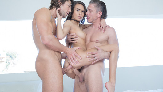 Janice Griffith in My Fantasy of a Double Penetration