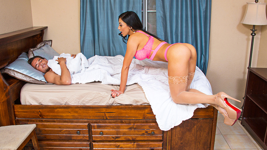 Audrey Bitoni in My Wife Is My Pornstar