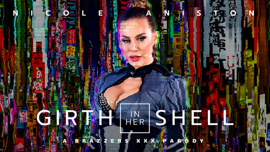 Nicole Aniston in Girth In Her Shell: A XXX Parody
