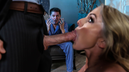 Christie Stevens in My Boss Wants My Wife