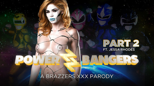 The Bangers have found special powers and accepted their mission, but one of them has a different mission in mind, seduce the hot robotic humanoid! Enjoy this hot XXX porn parody starring Jessa Rhodes and Katrina Jade!