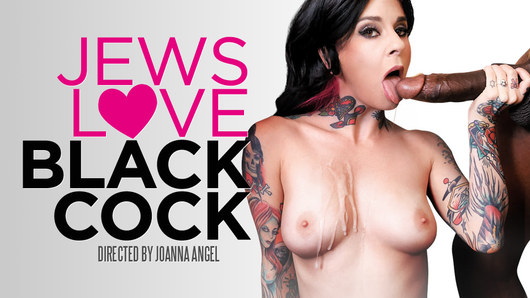 Joanna Angel in Jews Love Black Cock - Part 5
