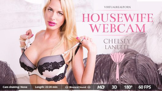 Chelsey Lanette in Housewife webcam