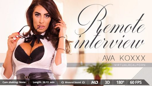 Ava Koxxx in Remote interview