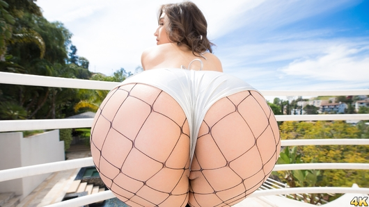 Abella Danger in Abella Danger Has Her ASS Stretched Open By A Big Black Cock