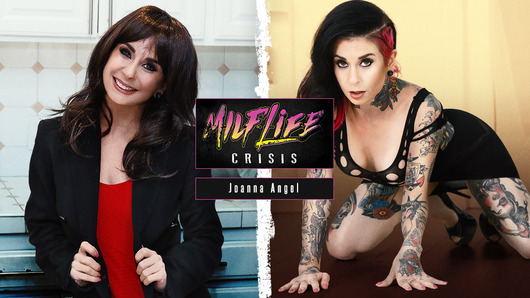 Joanna Angel in MILFlife Crisis - Joanna Angel