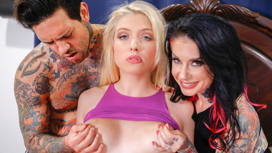 Joanna Angel in Babysitter Auditions - Giselle Palmer