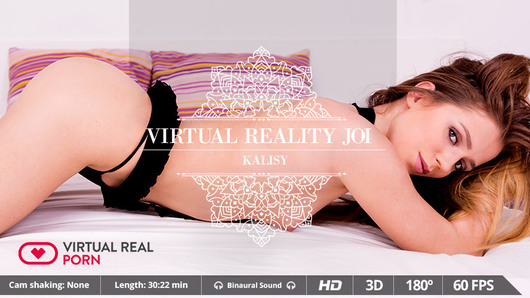 Mary Kalisy in Virtual Reality JOI