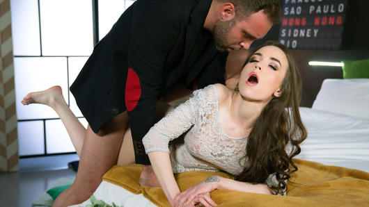 Naughty Angel Rush cheats on her boyfriend with his close friend, Pablo Ferrari. They have some steamy hardcore sex sessions. He cums all over her and next thing you know, the boyfriend walks in on them! (Video duration: 24 minutes)