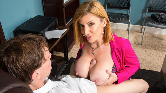 Sara Jay in Naughty Office