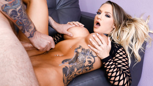 Cali Carter in Cum On My Tattoo - Cali Carter