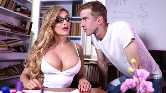 Carla Pryce in Blowjob 101