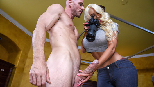 Nicolette Shea in Private Dick