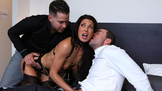 Alexa Tomas in A stranger for his wife's pleasure...