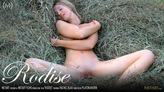 Film Rodise starring Rachel Blau directed by Platon Averin