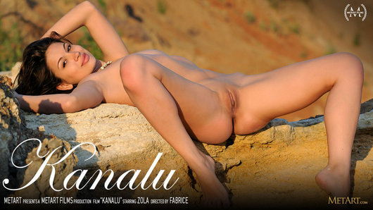 Film Kanalu starring Zola (a.k.a. Manuela N) directed by Fabrice