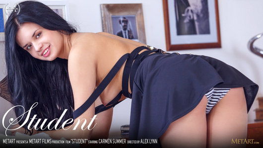 Carmen Summer in Student