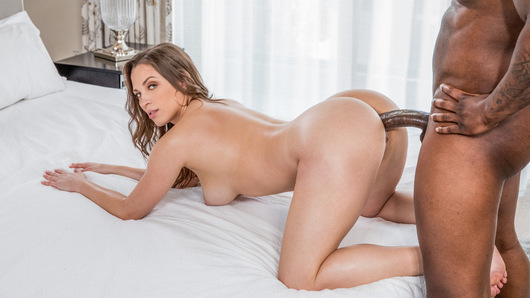Lily Love - Video preview from BLACKED
