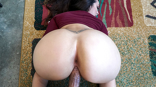 Alycia Starr in Introducing Alycia Star And Her Big Ass