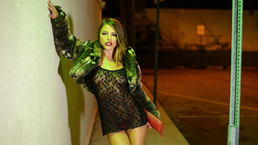Adriana Chechik in Stop And Go Hoe