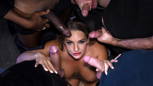 Cali Carter in The Exxxceptions, Episode 1