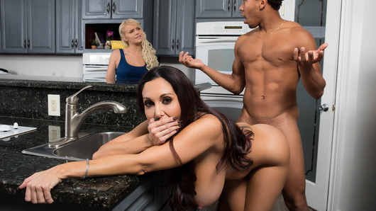 Ava Addams in One Strict Mama
