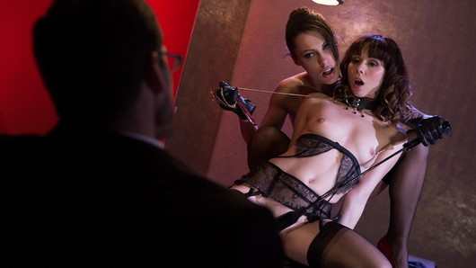 Extreme Obedience starring Ariel Rebel and Nikita Bellucci (Video duration: 17 minutes)