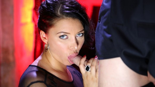Anna, Fucked In The Ass By Strangers starring Anna Polina (Video duration: 23 minutes)