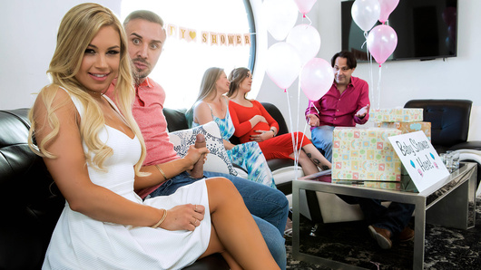 Kendall Kayden in Busted At The Babyshower