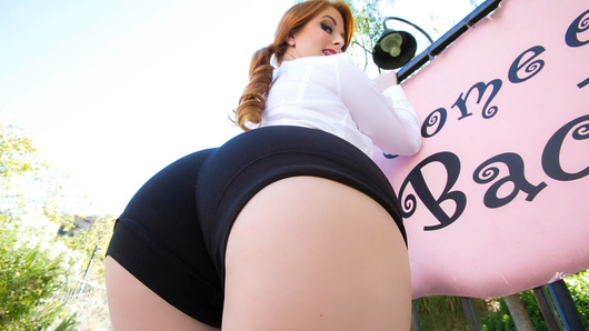 Penny Pax in Sweet Cheeks