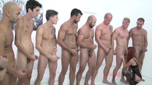 10 man anal gangbang for Susana Melo SZ962 (Video duration: 00:53:20)