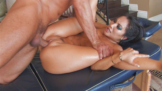 Asa Akira in Asa's Total Massage!