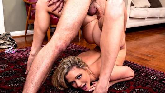 Mia Malkova in The Treat And The Fan