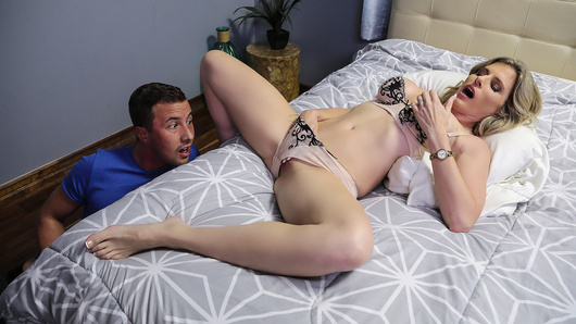 Cory Chase in Help Me Out