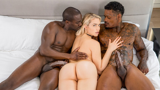 After hitting it off at her casting, Mia Malkova managed to bag the lead dancing role in her favorite rapper's music video. Since then she has hit the big time, always booked up months at a time and always in demand, so when the reason for her success asks her to fill in as a dancer for his European Tour, she doesn't have to think twice. It might be the excitement of the upcoming job or seeing him again, but either way, since she is there, she is going to make the most of the opportunity.