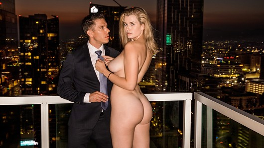 Mia Melano doesn't feel any guilt, she has no intention of stopping, in fact, she wants to push it even further. With her lover's wife out of town for the week, she wants to see exactly what his wife sees every day and what she is... missing out on. Now she is standing in his home and there is no chance of them getting caught. With a few hours before he arrives home, she makes the most of every second. When he arrives home from work, he finds her more than ready to make the most of their time together.