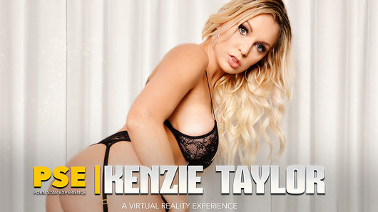 She's blonde, she's got big tits, and she's ready to fuck your big black dick! Kenzie Taylor is your Porn Star Experience today, and she's looking for a man meat treat. Good thing you've got that massive snake in your pants that's burning to spring out and into her mouth. And she can definitely handle it; just wait. She's going to tease it, squeeze it and then please it ever-so slowly in this interracial VR porn experience. Remember the last time you fucked a white chick? She didn't know what hit her. Well, Kenzie's a professional, a porn star who knows what she's getting in to. But because this experience is with YOU, she may be in more than she bargained for. Why don't you solidify that for her. (Video duration: 37 min)