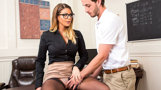 Brooklyn Chase - Video preview from My First Sex Teacher