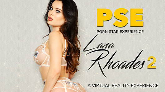 Lana Rhoades in Big tits, big ass, no problem: Lana Rhoades VR Porn Star