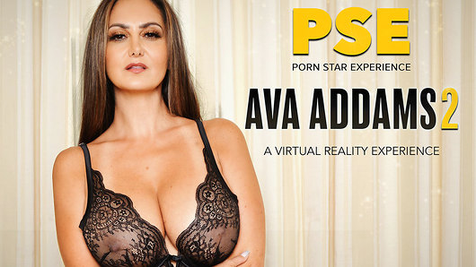 Ava Addams in It's a big tits-big ass-VR porn kind of day with Ava Addams