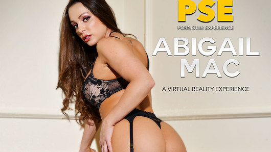 Abigail Mac in Abigail Mac fucking in the hotel with her lingerie vr porn