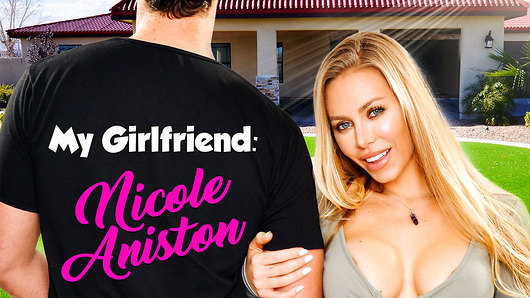 Nicole Aniston in Nicole Aniston fucking in the bed with her tits vr porn