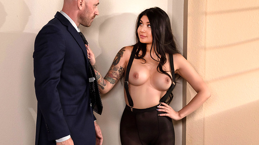 Brenna Sparks in Banging My Boss's Daughter