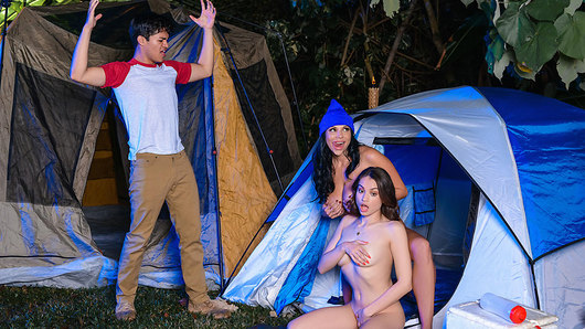 Missy Martinez in Campfire Chaperone