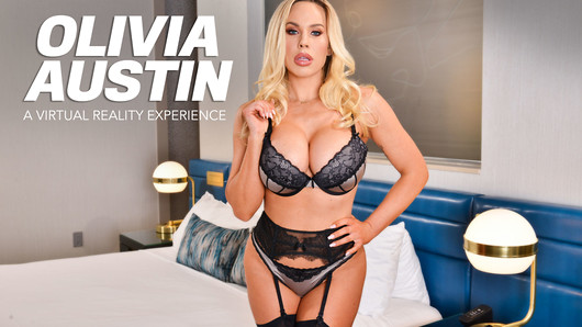 Your balls are screaming to get the load out with hot ass Olivia Austin while she gets it on in virtual reality with you.There is nothing like getting fucked by her. (Video duration: 36 min)