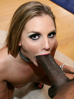 Brianna Love gets assfucked by a massive black cock