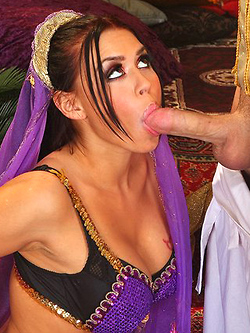 Eva Angelina gets asspounded by the sultan